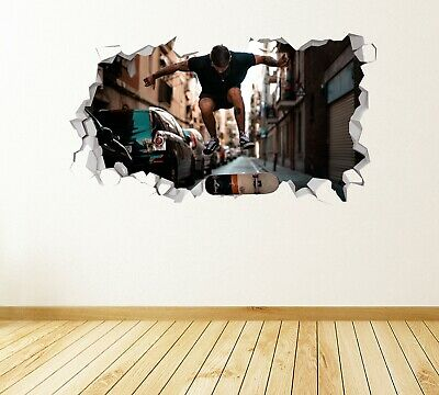 £32.09 • Buy Scooter Wall Decals Stickers Mural Home Decor For Bedroom Art JS863