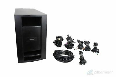 ✅Bose Lifestyle 18 Series III 5.1 Powered Subwoofer Aktiv + Lautsprecherkabeln✅ • 198.09£