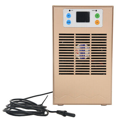 Aquarium Cooling Machine Water Chiller Fish Tank Cooler For Home Dormitory 70 • 71.67£