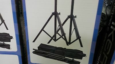 £50.39 • Buy Speakers Tripod Set With Pockets And Tripods Up To 1,8m 1324