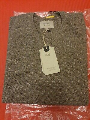 £28.99 • Buy Camel Active Men Jumper Beige V Neck Size L Brand New With Tags In Packaging