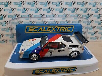 Scx Spanish  Bmw M1  White Brand New Boxed Fantastic Looking Superb Livery!!!  • 80£
