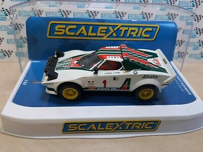 Scx Spanish  Lancia Stratos Brand New Boxed Fantastic Looking Superb Livery!!!  • 75£