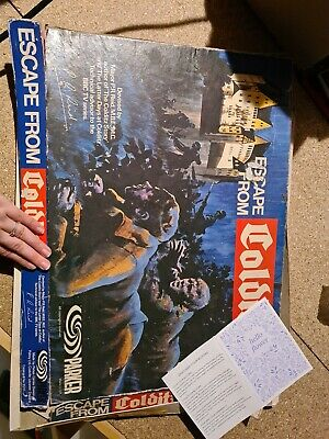 Escape From Colditz Board Game From Parker Games Pre-owned  • 18.99£