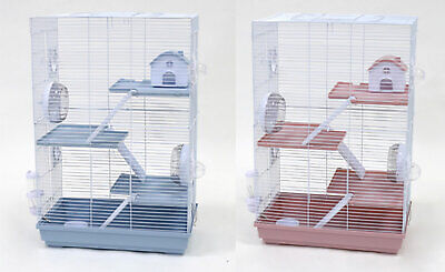 Hamster Cage, Little Zoo Holly, Pink Or Blue  • 38.99£