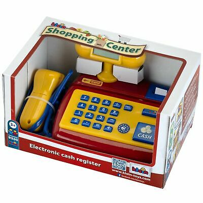 Theo Klein Children's Cash Register, Electronic With Scanner Function For Age 3+ • 30.07£