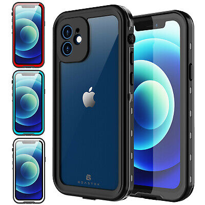 For Apple IPhone 12/ 12 Pro Max Case Waterproof Shockproof With Screen Protector • 12.04£