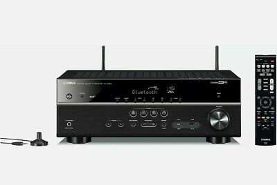 Yamaha RX-D485 5.1 Channel 145W AV Receiver With DAB Tuner In Black • 379.99£