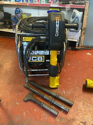 JCB Beaver Petrol Pack & HM25LV Hydraulic Gun Delivery Most Of UK Message For £ • 1,250£