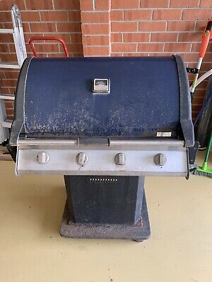 AU30 • Buy Freestanding 4 Burner Gas BBQ