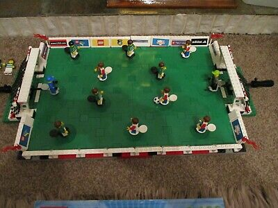 Lego Football Set 3409 Complete Plus Extra Figures And Spares • 45£