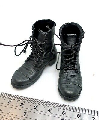 $48.80 • Buy 1/6 Scale Enterbay Che Guevara Action Figure Accessory Boots Shoes