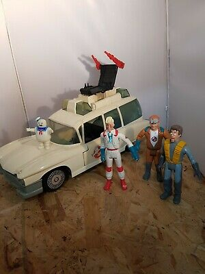 The Real Ghostbusters Play Set Incl Ecto-1 • 39.95£