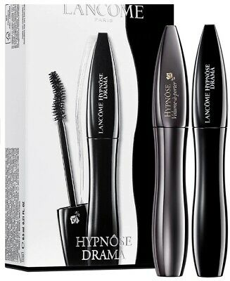 Lancome Hypnose Drama + Volume-a-Porter' Black Mascara Gift Set Value £56 ❤️ • 39.50£