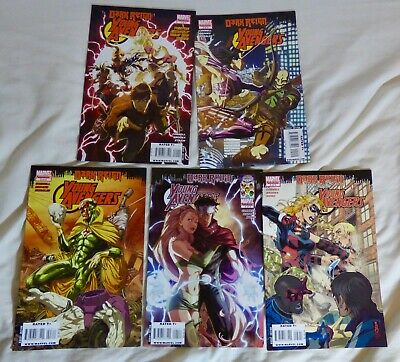 Dark Reign Young Avengers 1-5 Complete Set 2009 VFN/M • 15£