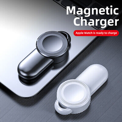 $ CDN16.93 • Buy New Magnetic IWatch USB Wireless Fast Charger Anti-interference For Apple Watch
