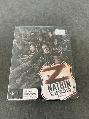 AU38 • Buy Z NATION Season 1-3 Blu-Ray Box Set *BRAND NEW*