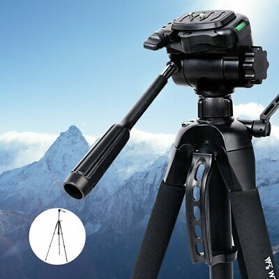 AU31.50 • Buy Weifeng Professional Camera Tripod Monopod Stand DSLR Ball Head Mount Flexible