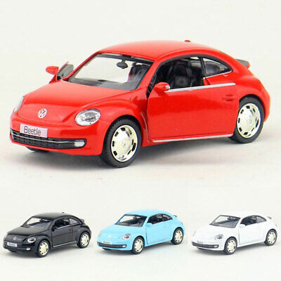 £12.98 • Buy 1:36 Scale VW Beetle 2012 Model Car Diecast Gift Toy Vehicle Collection Kids