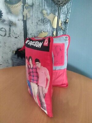One Direction Collectable Ipod, Headphone Zip Cased Cushioned Holder Vg Conditio • 2.75£