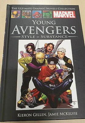 Marvel Ultimate Graphic Novel Collection - Issue 87 - Young Avengers  • 0.99£