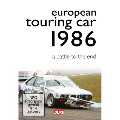 £8.38 • Buy European Touring Car 1986 - A Battle To The End