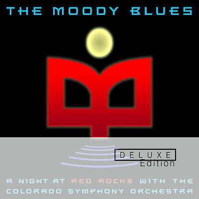The Moody Blues - Night At Red Rocks With The Colorado Symphony Orchestra • 10.47£