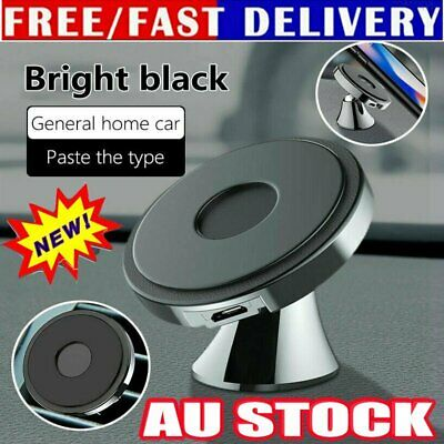 AU13.96 • Buy 10W Qi Wireless Car Charger Mount Holder For IPhone 12 11 Pro Max DM
