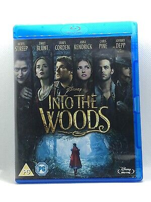 £1.99 • Buy Into The Woods [Blu-ray]