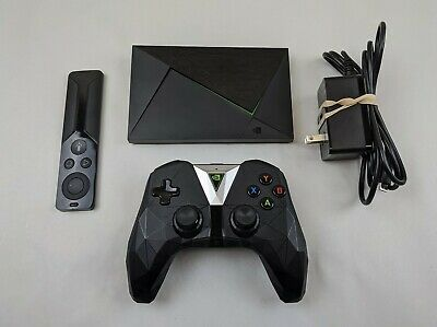 $ CDN259.50 • Buy NVIDIA SHIELD 4K HDR Android TV 16GB Model P2897 2017 W/ Remote & Controller