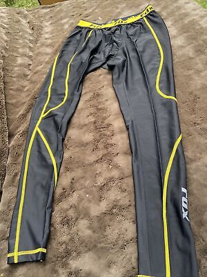 AU50 • Buy Fdx Compression Leggings Trouzers  Black Sz L Bnwt Free Post (acc213)