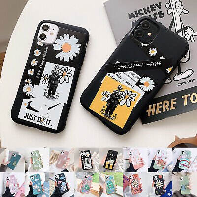 AU6.66 • Buy For IPhone 11 Pro Max 11 XS XR 8 7+ Luxury Cute Pattern Soft Silicone Case Cover