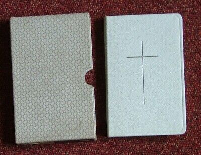 £8.50 • Buy Book Of Common Prayer, White Leatheroid Covers, Silver Edged