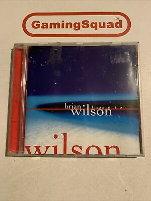 Brian Wilson, Imagination CD, Supplied By Gaming Squad • 3.45£