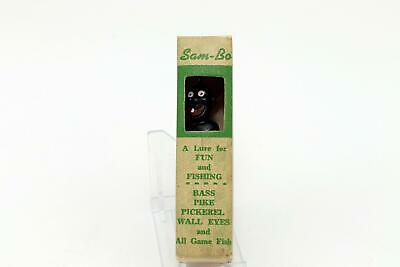 $ CDN28.81 • Buy Vintage Tackle Sam Bo  Novelty Fishing Lure In Box..Working Condition