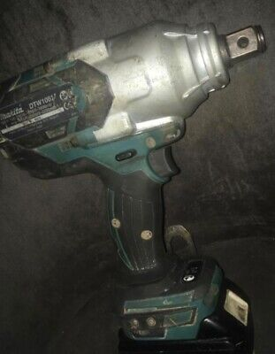 Makita DTW1001Z 18V Cordless Impact Wrench BODY ONLY • 160£