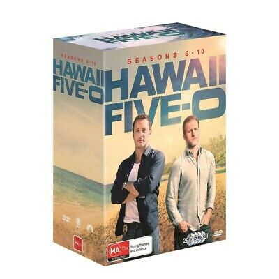 AU139.95 • Buy BRAND NEW Hawaii Five-O : Seasons 6-10 (DVD, 29-Disc Set) *PREORDER R4 5-0