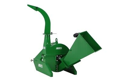 AU2849 • Buy Hayes Pto Tractor Wood Chipper / Mulcher Gravity Fed 4  Capacity - 3pl