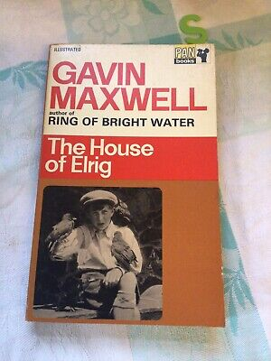 The House Of Elrig By Maxwell, Gavin 1968 FIRST PAN EDITION • 13.99£