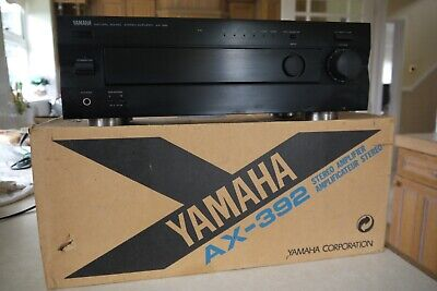 Yamaha AX-392 Natural Sound Stereo Amplifier In Good Working Order Fully Tested  • 20£