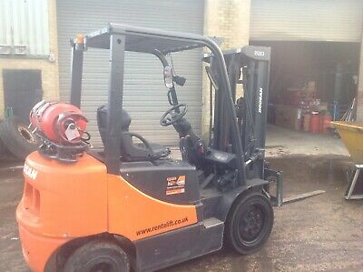 Daawoo 2.5 Ton Gas Forklift • 4,850£