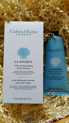 Brand New Crabtree And Evelyn La Source Ultra-Moisturising Hand Therapy 100g • 6.50£
