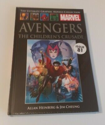 Ultimate Graphic Novel Collection 66 - Young Avengers: The Children's Crusade 81 • 1.99£
