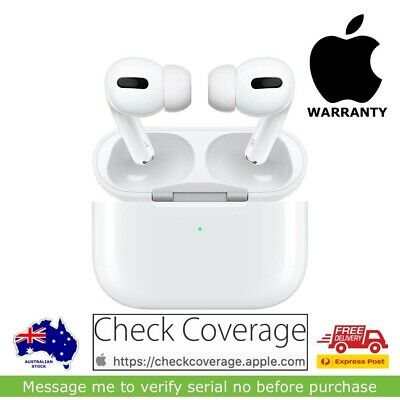 AU299 • Buy Apple Airpods Pro With Wireless Charging Case MWP22ZA/A Noise Cancellation