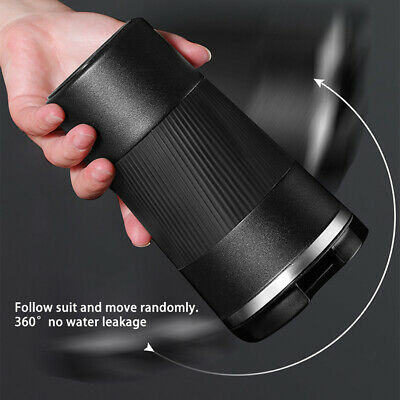 Stainless Steel Leakproof Insulated Thermal Travel Coffee Mug Cup Flask 510ML • 11.98£