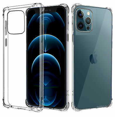 AU5.99 • Buy For Apple IPhone 12 11 Pro XS Max Mini 8  Clear Case Shockproof Heavy Duty Cover