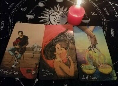 Tarot Psychic Reading Same Day 15 Questions $15 Accurate • 8.28£