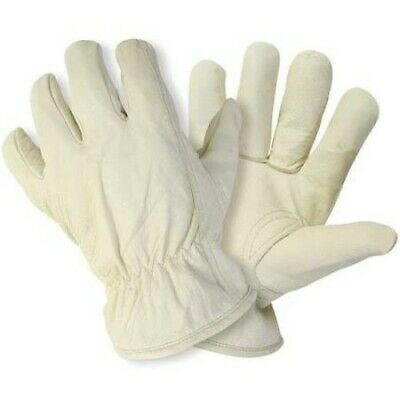 Ladies,Womens,Mens Briers Ultimate Lined Leather Gardening Gloves,Work Gloves • 11.99£