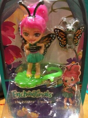 Enchantimal Toy Dolls Fairy Figures Fantacy For Girls Play Gift- VARIOUS • 4.89£