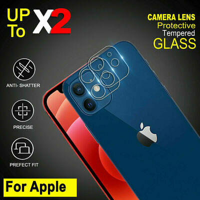 AU5.99 • Buy For Apple IPhone 12 11 Pro Max Mini Camera Lens Tempered Glass Screen  Protector